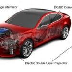 Hệ thống tái tạo năng lượng i-ELoop trên xe ô tô