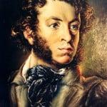 Thuyết minh về một tác giả văn học-Puskin