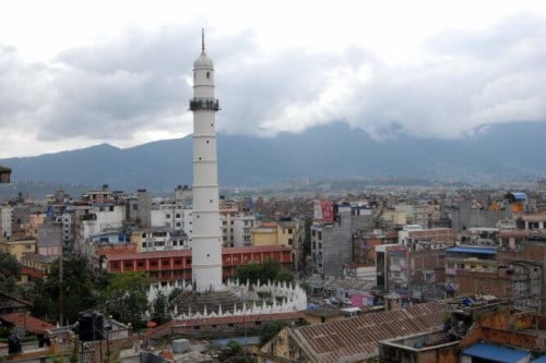 Tháp Dharahara