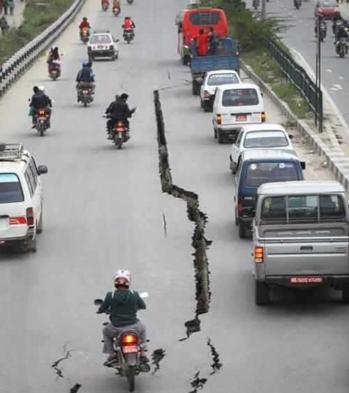 nepal động đất