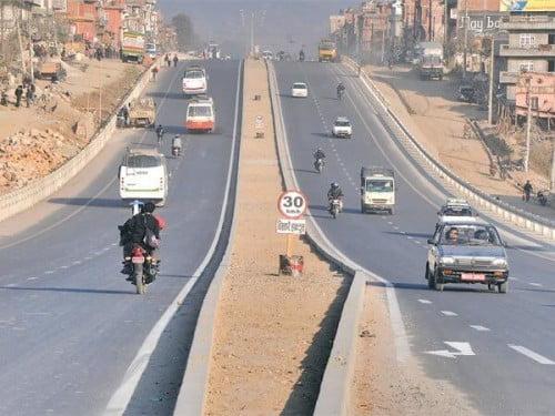 Đường Kathmandu-Bhaktapur
