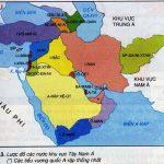 Một số vấn đề của KV Tây Nam Á và Trung Á ( Bài 6 – tiết 3)