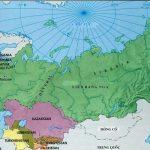 Bài 10: Liên bang Nga ( Tiết 1 – Tự nhiên, dân cư, xã hội)