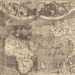 Tấm bản đồ đầu tiên mô tả chính xác thế giới