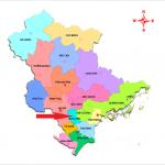 Địa lý địa phương lớp 9 – Địa lý tỉnh Hưng Yên