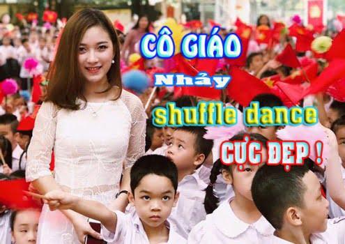 co giao nhay shuffle dance cuc dep