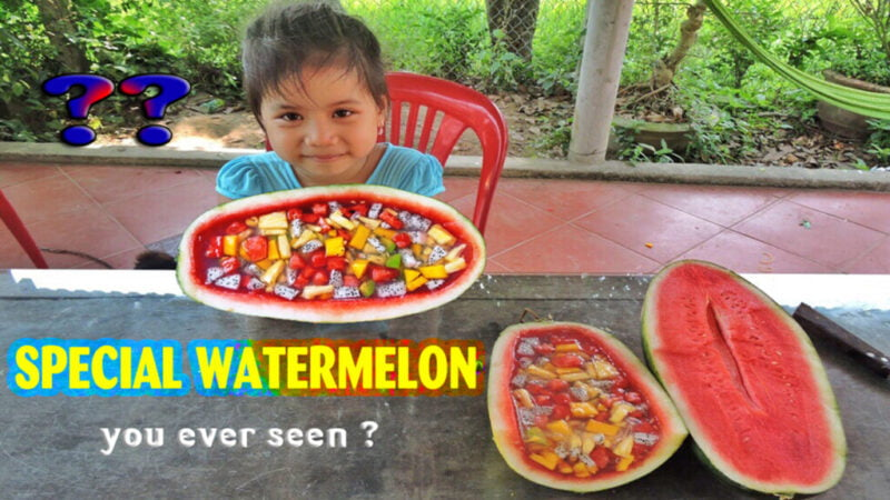 SPECIAL WATERMELON